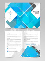 country brochure template creative professional brochure template or flyer design with