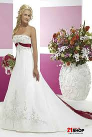 low price wedding dresses wedding dresses blue empire waist embroidery white and
