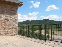 ornamental iron railing fingerle lumber
