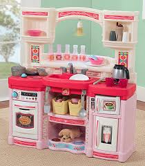 Step2 Party Time Kitchen by Virginia Rise And Shine Kitchen Pink Step2 Toys