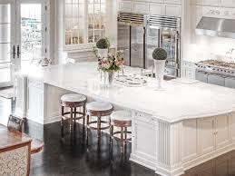 luxury black white marble flooring for kitchen design showcasing