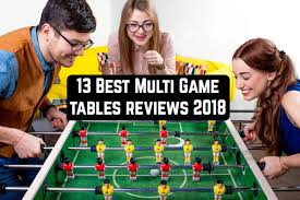 large multi game table 13 best multi game tables reviews 2018 game table zone