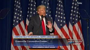 Haitian Flag Day Meaning Donald Trump Campaigns Greenville North Carolina Sep 6 2016