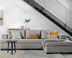 Living Room Sectional Couches Mirak Sectional Left Seated Chaise U2013 Daniafurniture Com
