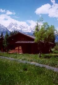 summer c cabins dornan s spur ranch log cabins jackson hole