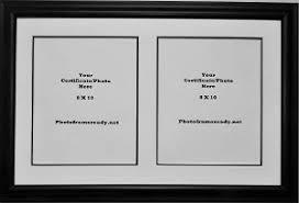 graduation tassel frame graduation 8x10 certificates documents or photo