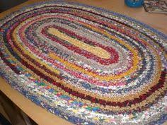 Crochet Rugs With Fabric Strips Rag Rug Tutorials For The Beginner Easy And Detailed This Is A