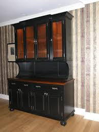 Buffet Table Ikea by Sideboards Amusing Black Kitchen Hutch Black Kitchen Hutch