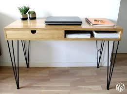 grand bureau en bois grand bureau bois bureau design massif m mee with grand bureau angle
