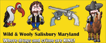Barnes And Noble Salisbury Md Murder Usa Friday The 13th Unlucky For Accused Killer Of Drug