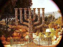shabbat menorah the vision of 6th century chanukah in zechariah the significance