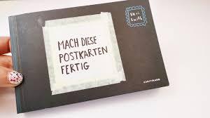 postkarten designen buchvorstellung mach diese postkarten fertig smith
