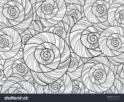 snail shell coloring page sea shells coloring pages view full
