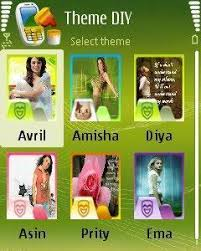 themes of java free java nokia 3d theme maker software download