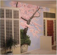 tree wall painting diy room decor for teens bedroom ideas cute