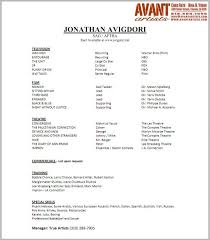 Funny Resume Examples by Beginner Resume Download 10 Professional Phlebotomy Resumes