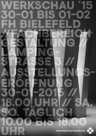 fh bielefeld design werkschau des fachbereichs gestaltung der fh bielefeld slanted