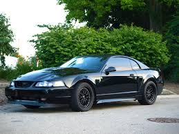 Black Mustang With Green Stripes Ford Mustang Questions Is The 35th Anniversary Worth More Than
