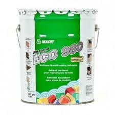 mapei ultrabond eco 980 5g pail urethane wood flooring adhesive