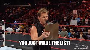 List Of Meme - you just made the list make a meme