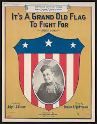 Grand Old Flag It U0027s A Grand Old Flag To Fight For March Song Library Of Congress