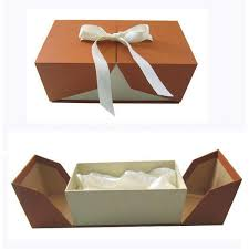 gift box with ribbon custom gift box printing wholesale gift box printing services