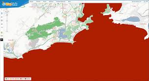Red Sea World Map by The Brazilian Sea Is Bleeding On Maplink Osocio