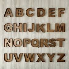 Metal Letters Home Decor Metal U0026 Wood Wall Letters The Land Of Nod
