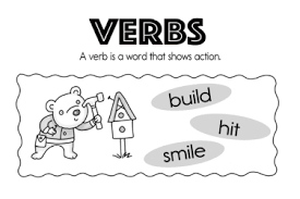 Verb Worksheets Verb Worksheets Edhelper Com