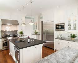 Granite Kitchen Countertops by Strikingly Design Ideas Black Granite Kitchen Countertops Stunning