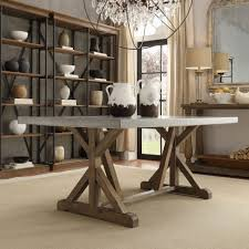 dining room table table and chairs white wood dining table set