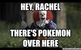 Rachel Meme - rachel