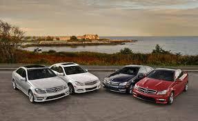 mercedes models list mercedes c class tops most stolen luxury vehicle list autoguide