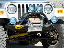 jeep wrangler mercenary rokmen rsquo s mercenary front bumper for tj and lj model