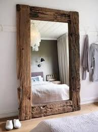 mirror home decor gorgeous ideas to make large handmade length rustic reclaimed