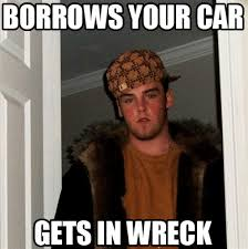 Car Insurance Meme - does car insurance cover friends driving your vehicle quote guy