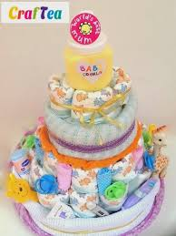 cake supplies diy baby shower craft nappy cake gift for the to be get