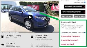 nissan leaf on finance nissan financing save time at lithia nissan of clovis pre