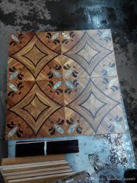 2018 copper wood floor mosaic f medallion flooring geothermal wood