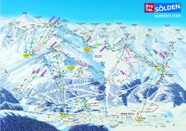 ski area bergbahnen sölden mountain lifts tirol hotels