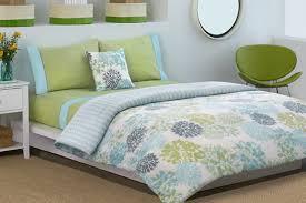 lime green bedroom furniture blue green bedding twin comforter bed set floral with light blue