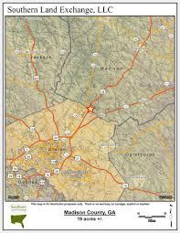 Athens Ga Zip Code Map by Highway 29 Tract U2013 19 Acres U2013 Southern Land Exchange