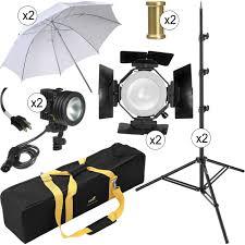 lowel pro light two light kit with b h photo