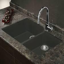 acrylic undermount kitchen sinks transolid radius 31