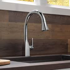 kitchen room delta classic single handle kitchen faucet new 2017