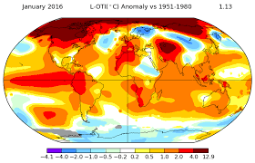 National Temperature Map Scientists Are Floored By What U0027s Happening In The Arctic Right Now