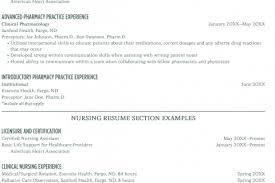 additional resume sections with examples u2013 career center u2013 north