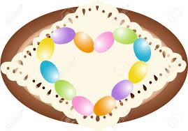 on plate easter egg clipart explore pictures
