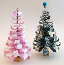 make christmas trees craft tutorials and inspiration