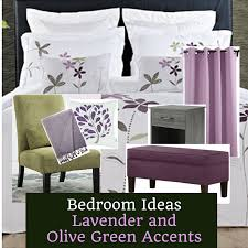lavender and olive green bedroom inspiration home decor muse